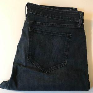 NYDJ straight dark-blue jeans - Size 16W